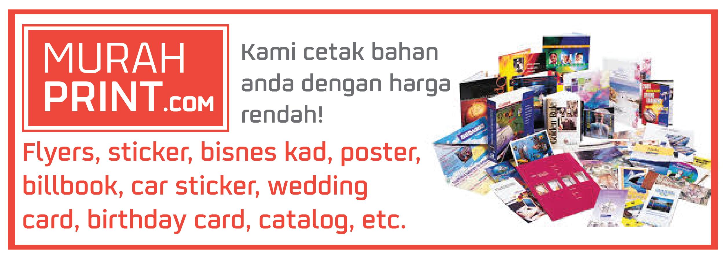 print murah